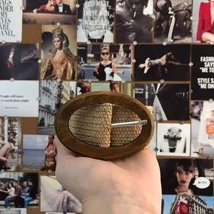 Zara Woven Belt